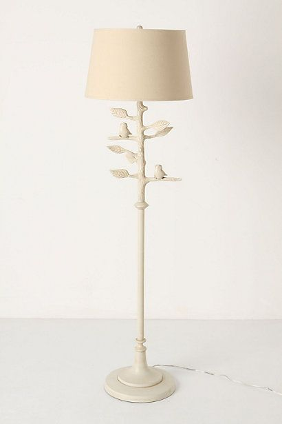 Lighting | Birds | Sibley Floor Lamp | #Anthropologie