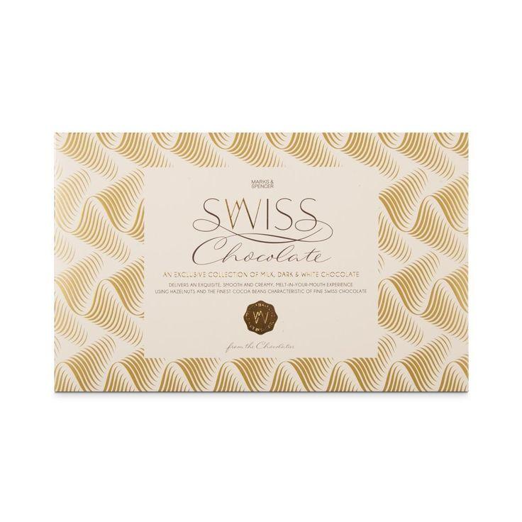 M&S Swiss Chocolate 145g