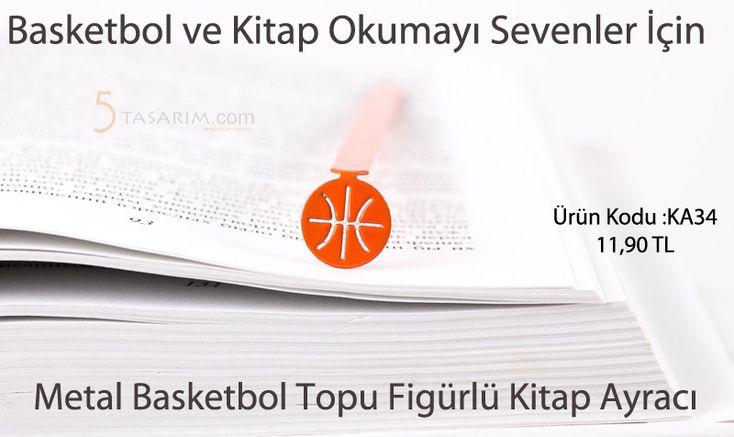 basketbol topu kitap ayracı ve fiyatları