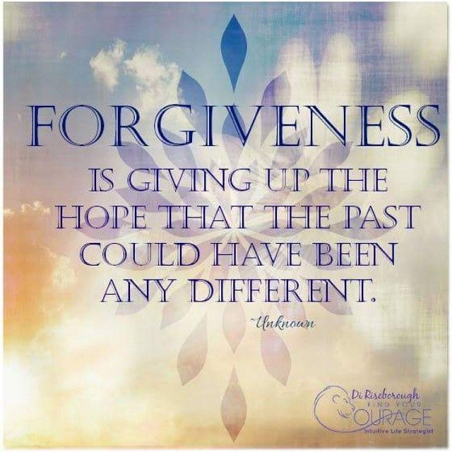 Inspirational Quotes, Forgiveness, Quotes