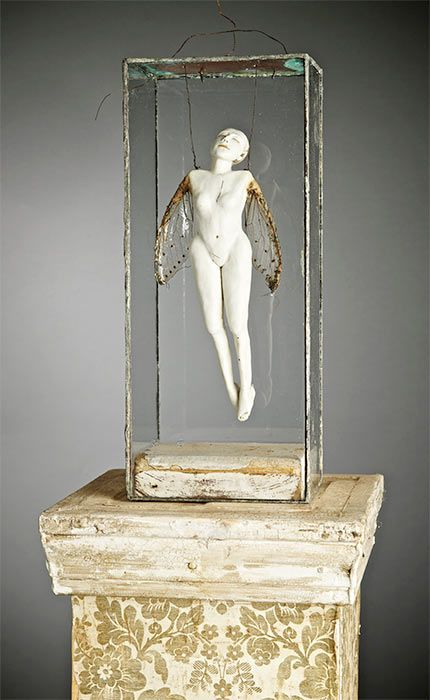 Gallery of Cathy Rose Art of Porcelain Sculpture from New Orleans