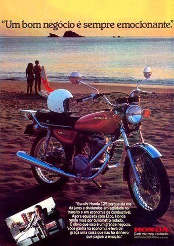 9362 - MOTORCYCLE - HONDA 1982 - ML 125 - Um bom negócio é sempr