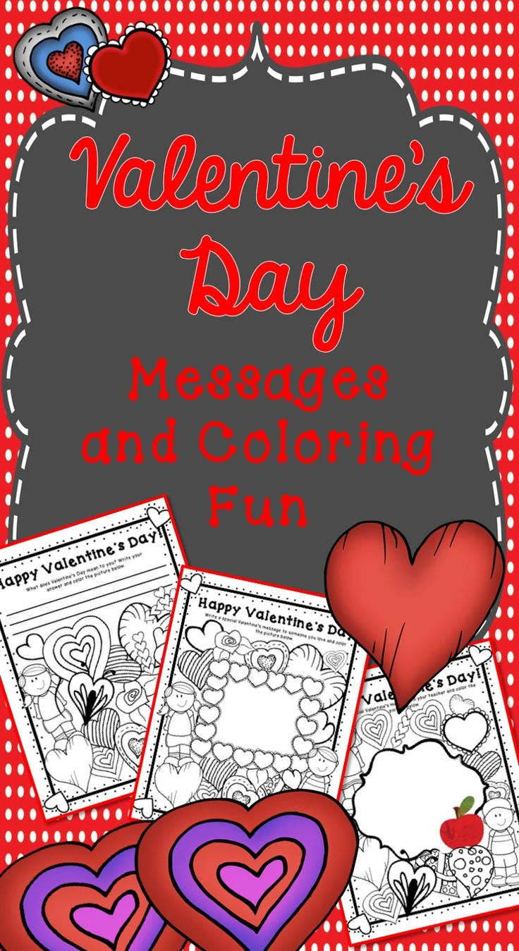 Best 25 what does valentine mean ideas on pinterest what does this eye catching three pack includes detailed coloring pages that feature thoughtful message prompts biocorpaavc