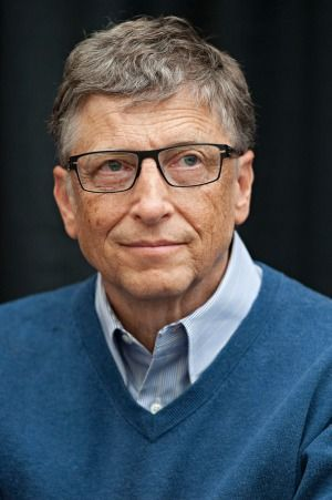 """A user of Quora, a user-generated question-and-answer website, recently posed the question: """"How can I be as great as Bill Gates (pictured), Steve Jobs, Elon Musk, Richard Branson?"""""""