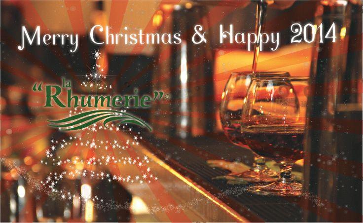 La Rhumerie Buon Natale e Felice Anno Nuovo ! #happynewyear #buonnatale #merryxmas #feliznavidad #joyeusfetes