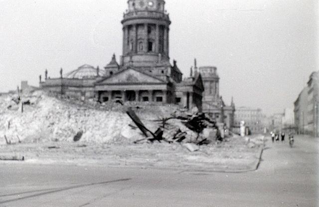 Gendarmenmarkt, East Berlin, 24 March 1959