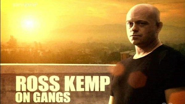 Ross Kemp on Gangs (TV Series 2006- ????)