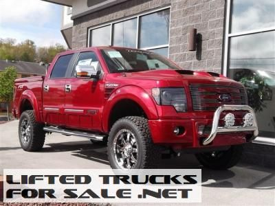 Monster Trucks For Sale >> 2013 Ford F-150 Tuscany FTX 4x4 Crew Cab Lifted Truck | Trucks, Lifted ford trucks, Lifted truck
