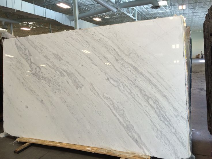 artic white granite marble look alike