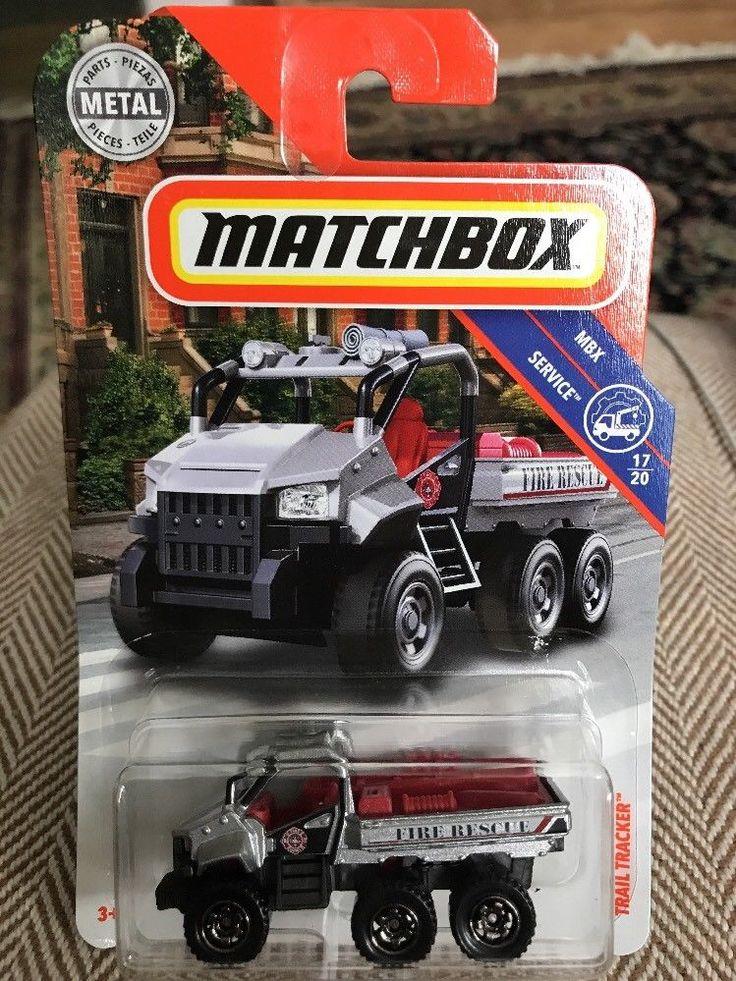 matchbox trail tracker silver mbx service fire rescue ebay brittimco matchbox cars