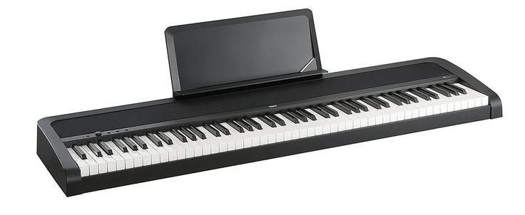 Korg B1 88 Keys Digital Piano w/ Hammer Action $360  Free Shipping #LavaHot http://www.lavahotdeals.com/us/cheap/korg-b1-88-keys-digital-piano-hammer-action/157199?utm_source=pinterest&utm_medium=rss&utm_campaign=at_lavahotdealsus