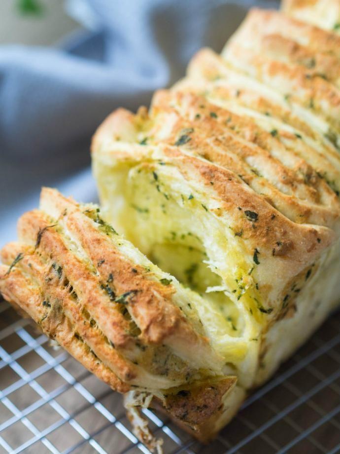 Ziołowy odrywaniec | Dr. Oetker: Blog Kulinarny Pani Tereska