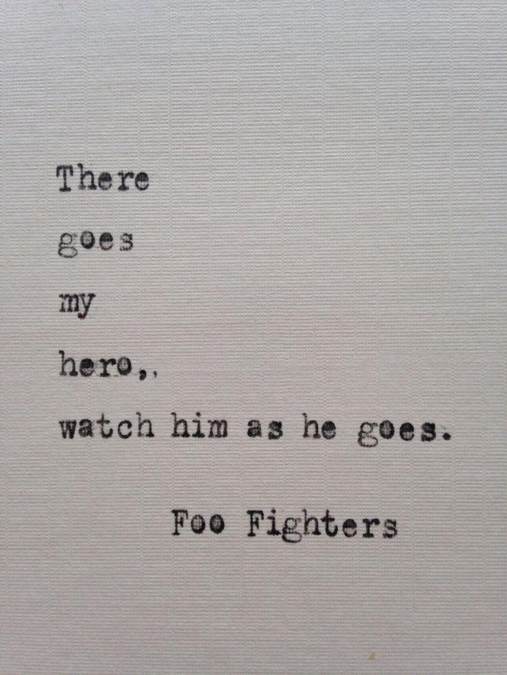 Foo Fighters - Word Forward Lyrics - YouTube