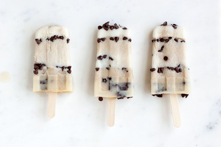 Cookie Dough Popsicle Recipe