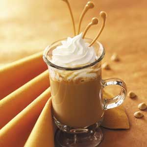 Butterscotch Coffee Recipe from Taste of Home