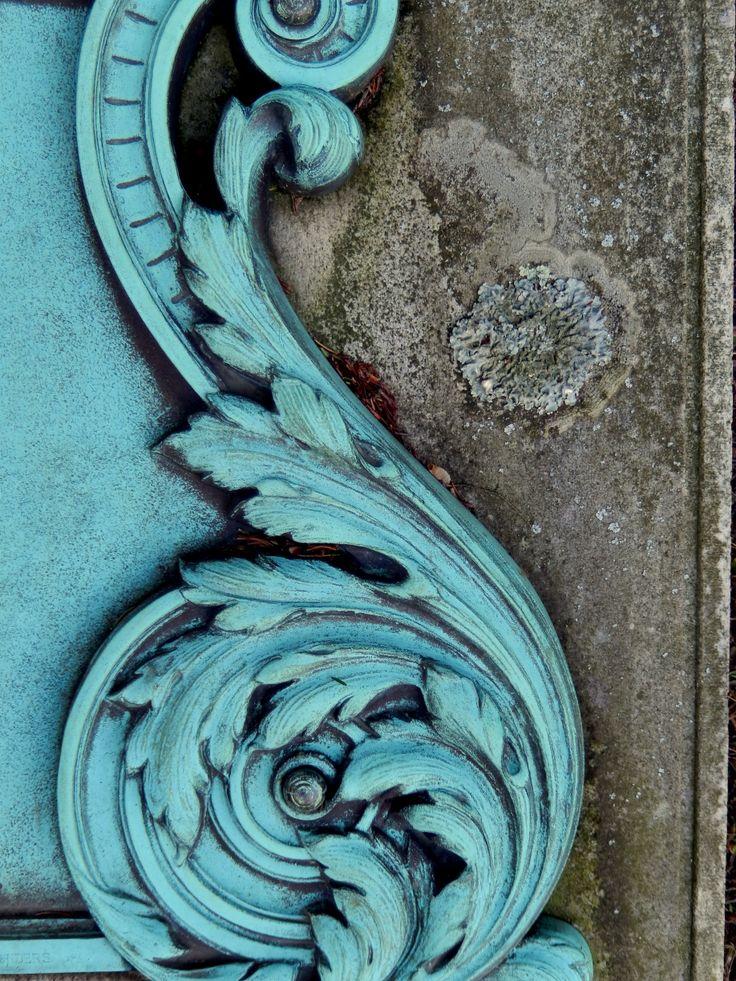 coppergreen