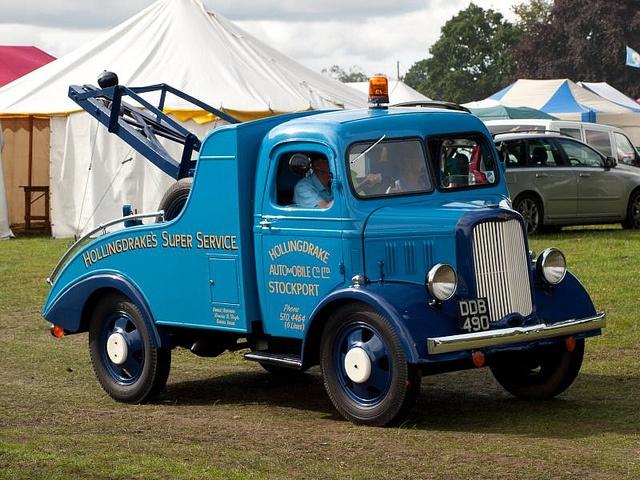 1936 Dodge Breakdown Truck Holingdrake Stockport