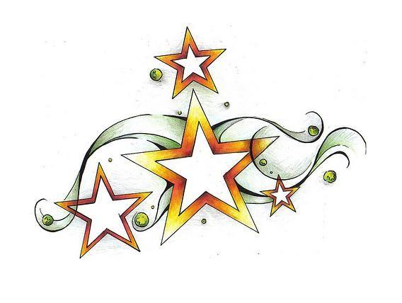 Star Tattoos | Star Tattoo Designs Dallas A Versatile Tattoo Design | New Tattoo