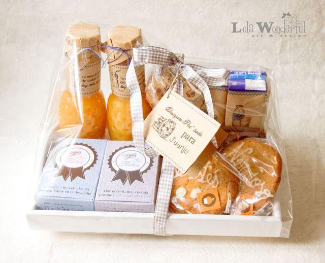 Lola Wonderful_Blog: Desayuno Pre-boda. Regalo perfecto para novios