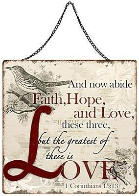 ᘡ✥ᘠ And now abideth faith, hope, charity, these three; but the greatest of these is charity. 1 Corinthians 13:13 KJV
