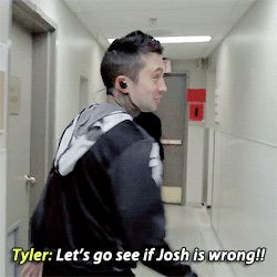 But Josh was right XD