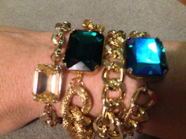 Some of my latest bracelet designs!