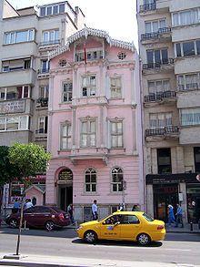 The house of Mustafa Kemal Atatürk, today the Atatürk Museum, in Şişli - Istanbul