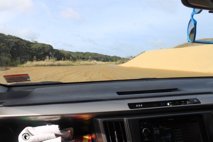 Neuseeland - Weg zum 90 Mile Beach
