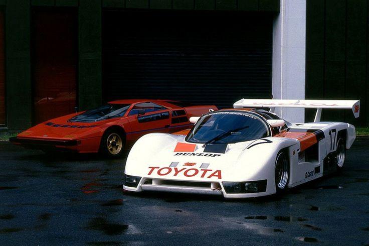 """vs-design: """"Toyota 84C & Dome Zero P2 """""""
