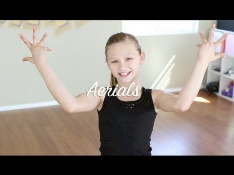 How to do Aerials - YouTube