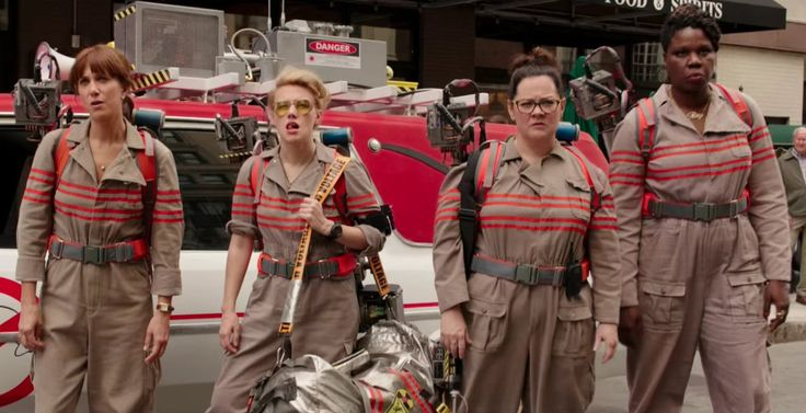 Kate McKinnon's Ghostbusters Character Is Basically Gay