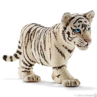Schleich - Hvid Tigerunge