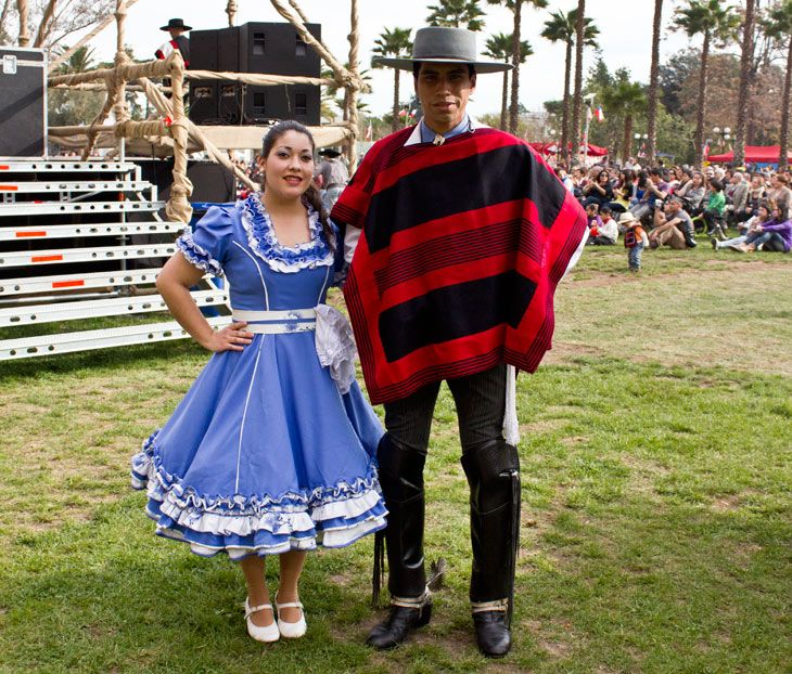 Fiestas Patrias 2011 | El blog de Lupi pareja de huasos