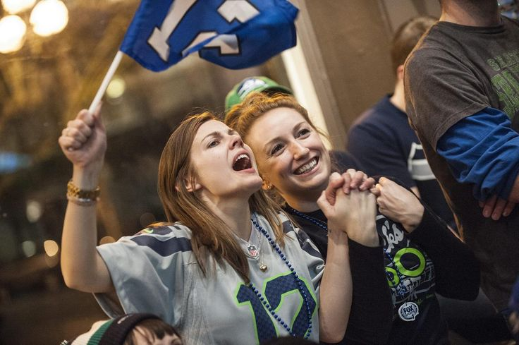 View Gallery Seattle Seahawks fans celebrate Super Bowl win