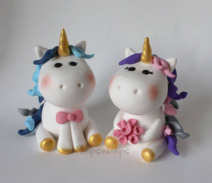 Unicorn wedding cake topper #caketopper #weddingcaketopper #unicorn