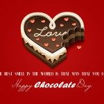 Chocolate Day Love Quotes, Messages and Wishes for her