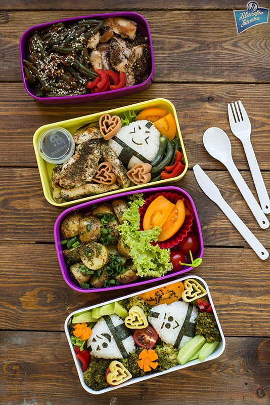 Bento recipes