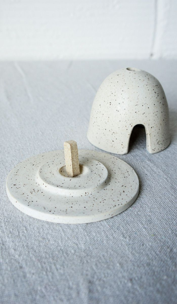 Wheel Ceramic Co Incense Hut