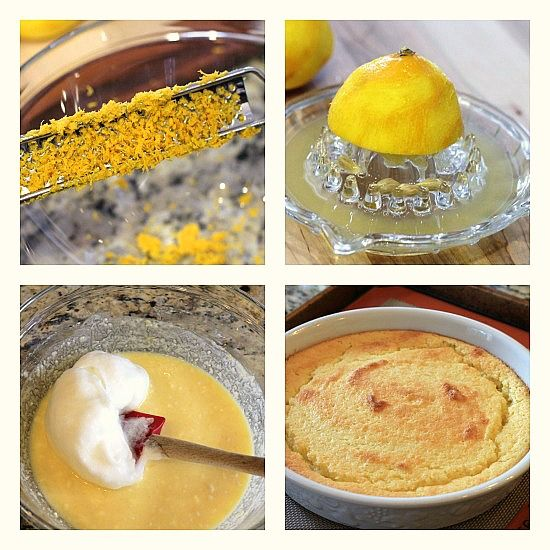 Meyer Lemon Pudding Cake | Recipes - Desserts | Pinterest