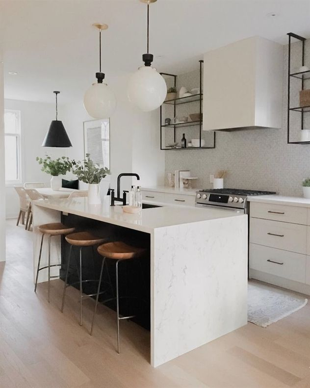 pin by amanda bowersox on home kitchen design house design rh pinterest com