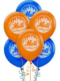 New York Mets Party Supplies - Party City