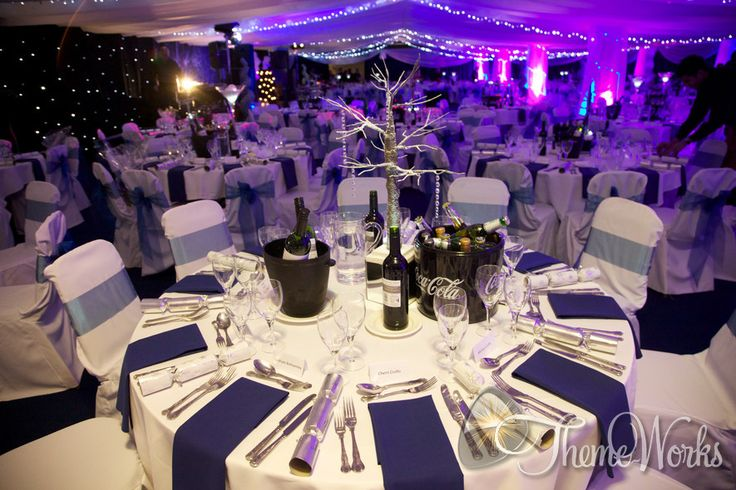 unique holiday company party ideas   Christmas Parties - Theme-Works