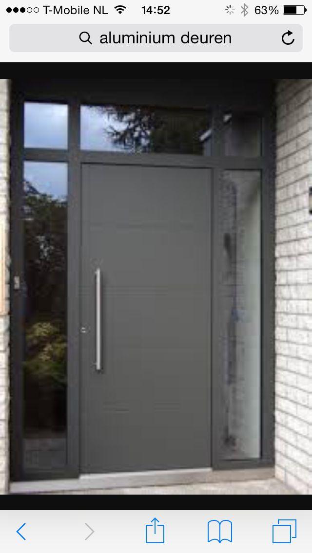 M s de 1000 ideas sobre puertas metalicas exterior en for Puertas metalicas para casa