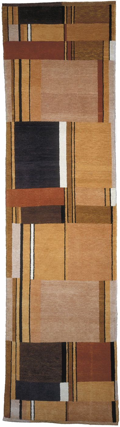 Tapis contemporain / en laine / rectangulaire / à motif 445 Christopher Farr