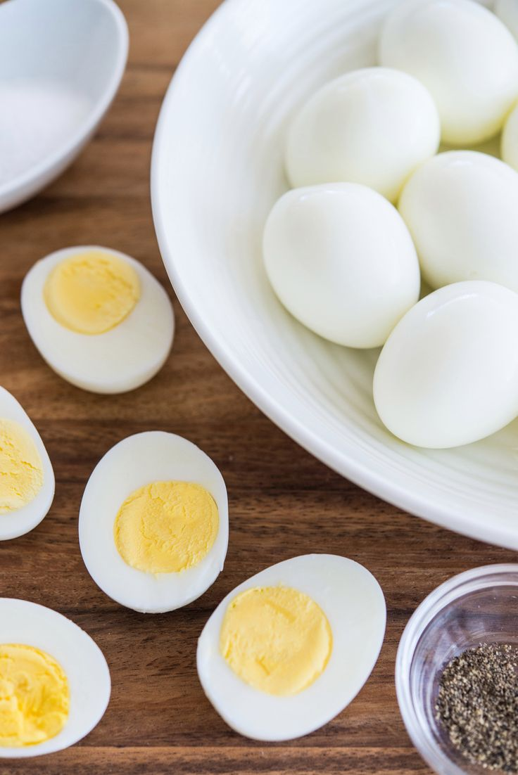 Easytopeel Eggs Hard Boiled