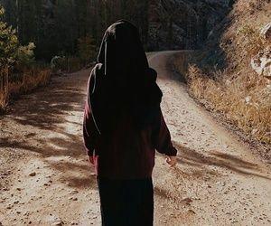 Pearl of Islam walking her way