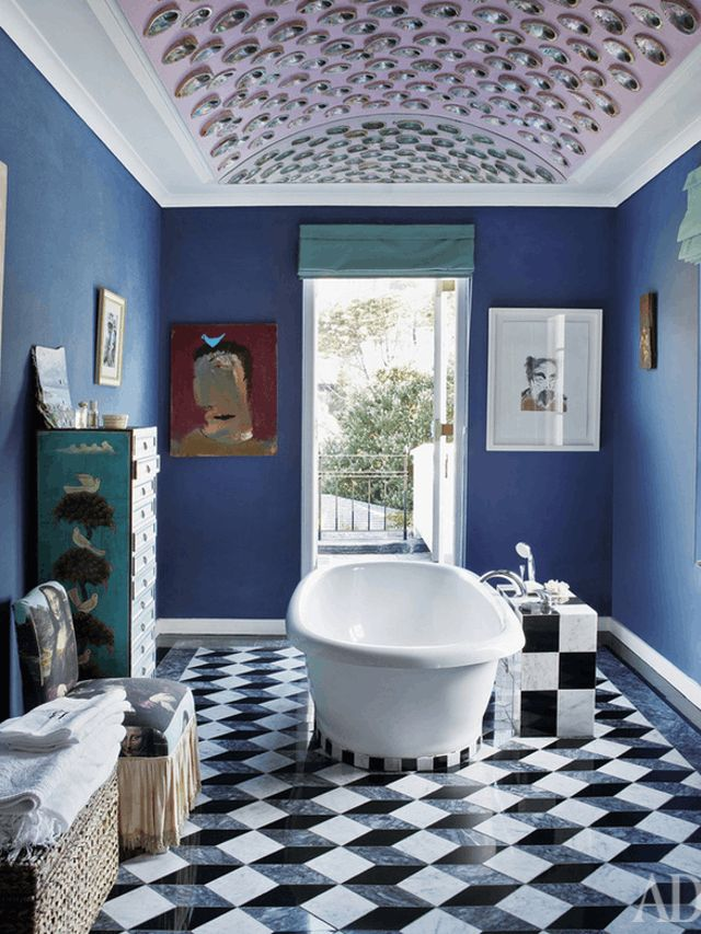 Photo Gallery For Website Over the Top and Seriously Lust Worthy Bathrooms from Around the World
