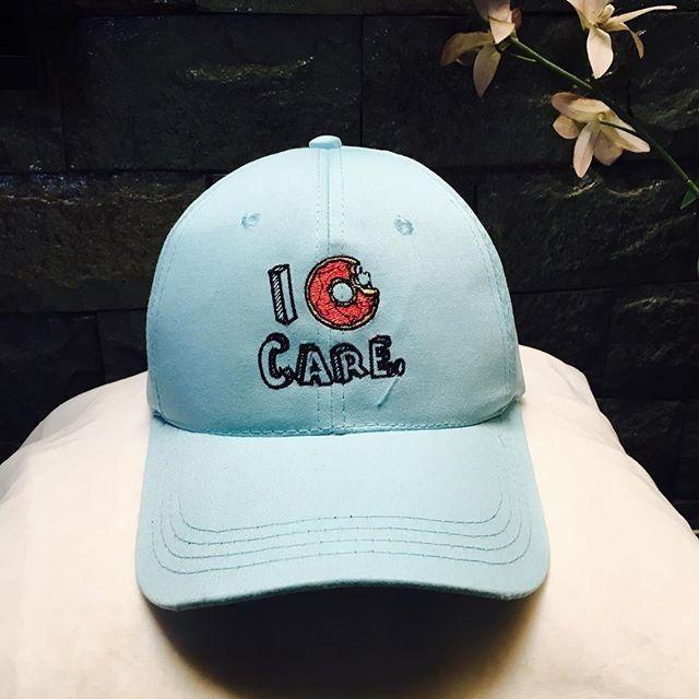 Temukan dan dapatkan Baseball Cap (Hat Baseball) - I Don(u)t Care hanya $45000.00 di Shopee sekarang juga! https://shopee.co.id/kick_style/47355462 #ShopeeID
