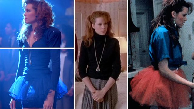 Robyn Lively as Louise in Teen Witch (1989) - Loved her outfits!