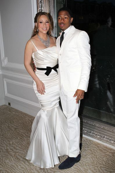 Mariah Carey Photos And Nick Cannon Renew Their Wedding Vows At The